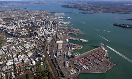 Ports of Auckland says it is acting on safety report recommendations