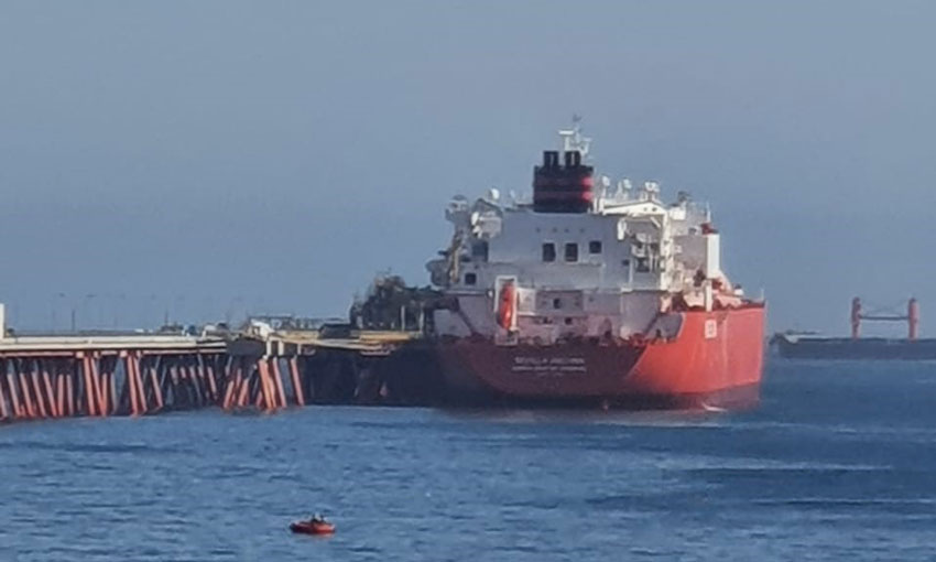First Australian LNG shipment to Chile celebrated