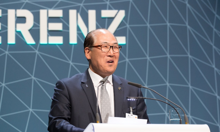 World Maritime theme for 2022 is about going green
