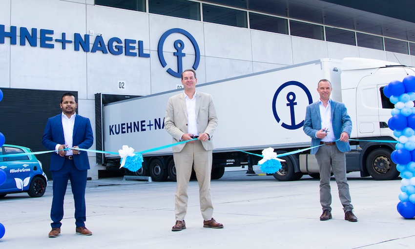 Kuehne+Nagel invests in global vaccine distribution network