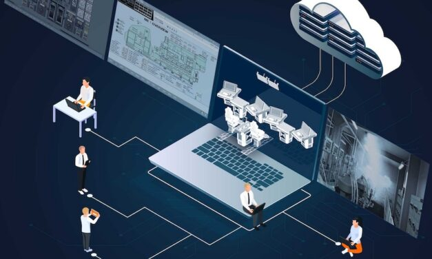 Cloud-based simulation for Abu Dhabi Maritime Academy