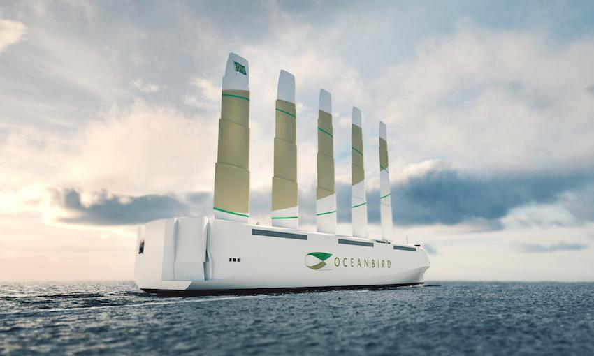 PCTC concept vessel claims to slash emissions