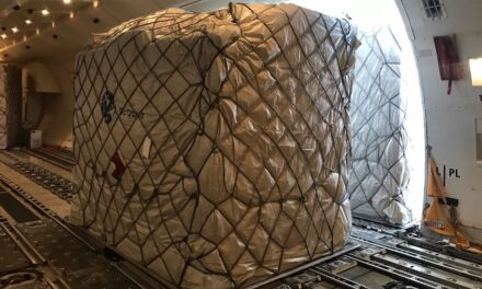 GEODIS commits air freight capacity to Asia-Europe