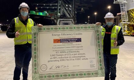 VICT lowers carbon emissions with LED lighting
