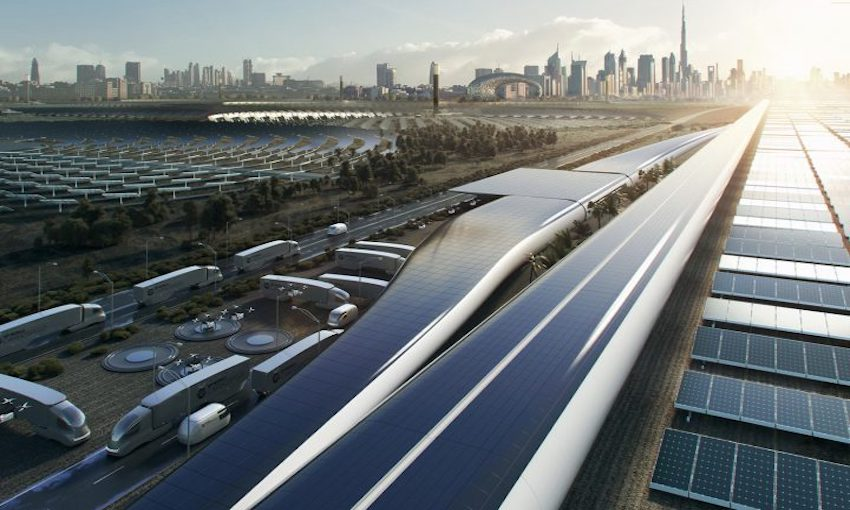 Hyperloop could connect Bangalore airport to city in ten minutes