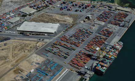 Container trade drops at Adelaide after July high