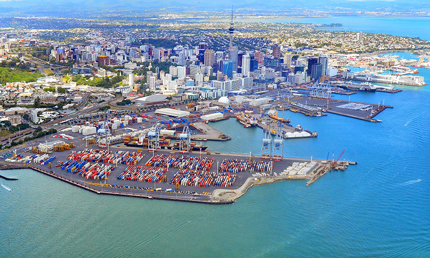 Ports of Auckland to implement Containerchain solution