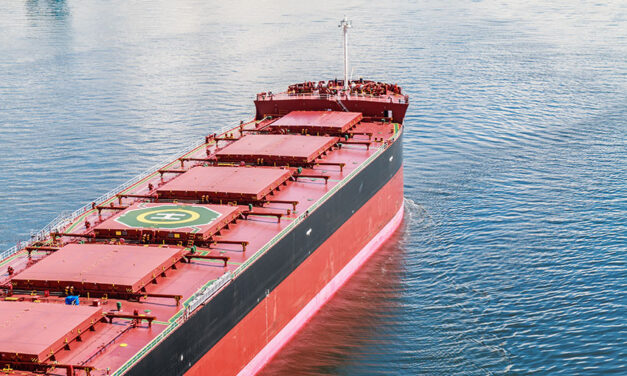 BHP signs up for world-first LNG bulkers