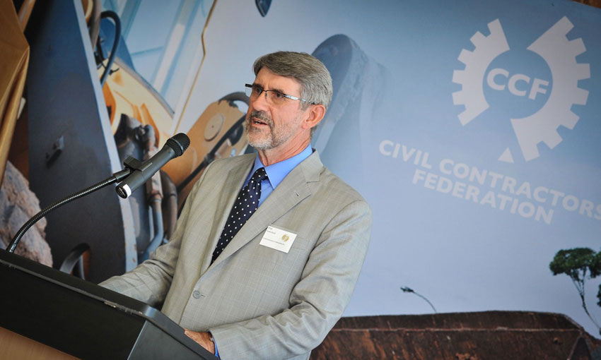 Leading SA industry body executive calls time