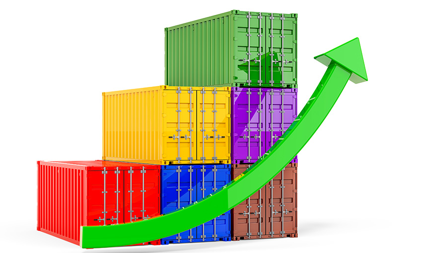 Full ships see carriers push up freight rates