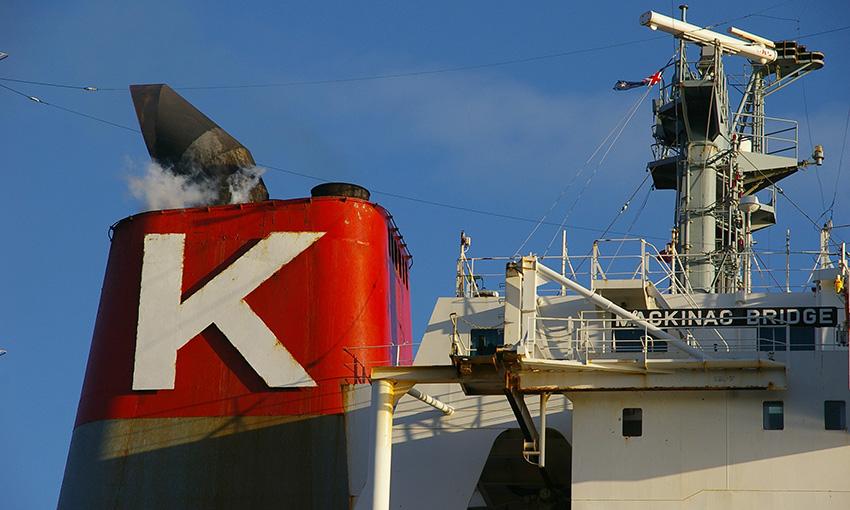 K Line explores on-board carbon capture