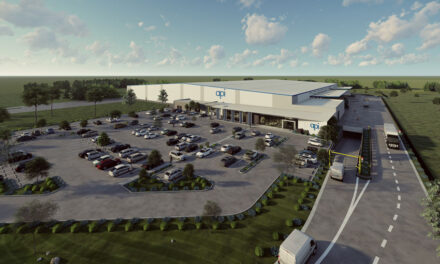 Pharmaceutical focus for new Marsden Park distribution centre