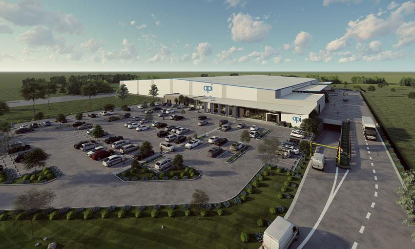 Pharmaceutical focus for new Marsden Park distribution centre