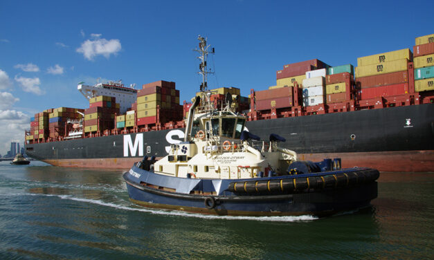 Svitzer hit with more protected industrial action