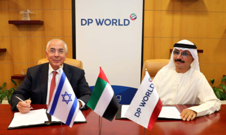 Trade and peace the focus of DP World/Israel MOU
