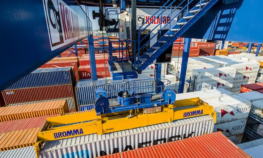 Kalmar RTGs for Vietnam's largest container terminal
