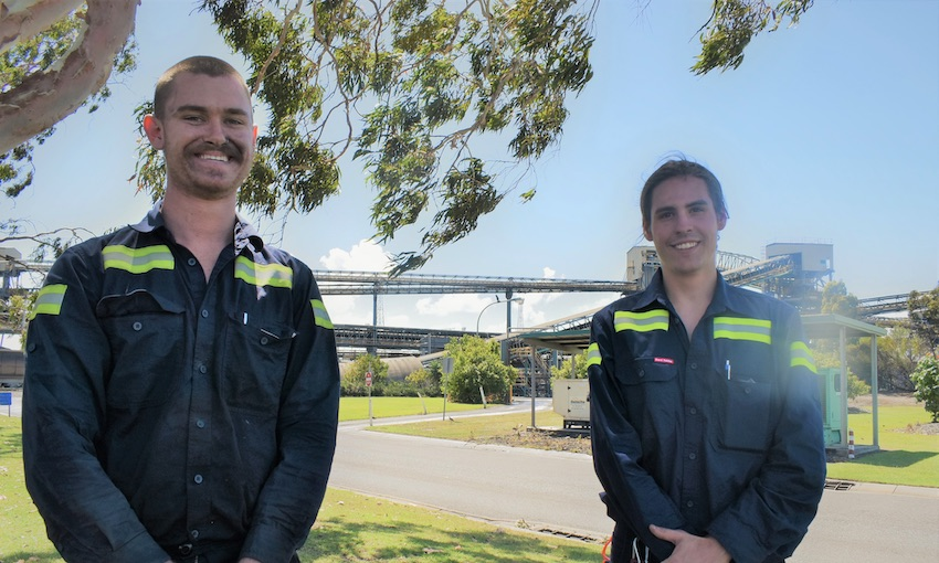 GPC helps keep local apprentices afloat