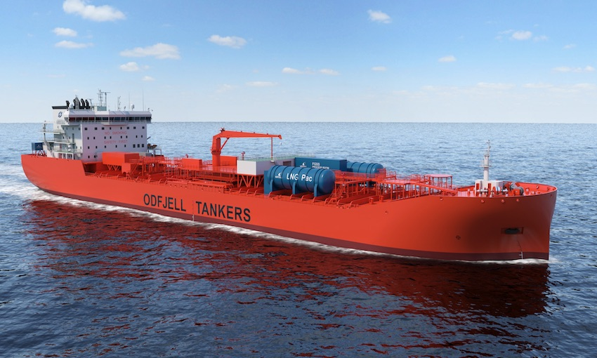 Wärtsilä supports Norwegian full cell project