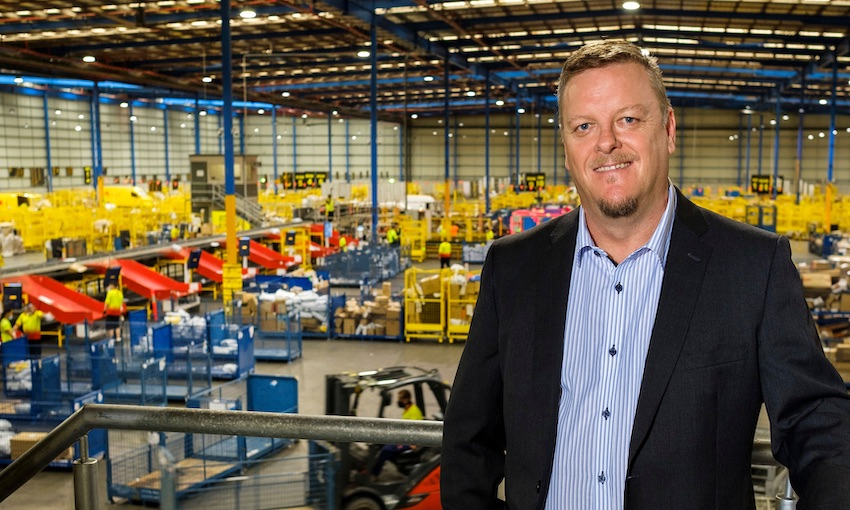 Courier and freight service welcomes returning COO