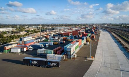 LINX connects grain suppliers to Australia's busiest port