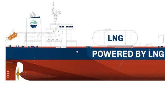 Total charters four new LNG-powered vessels