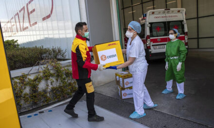 DHL Express ranked one of the best workplaces in the world