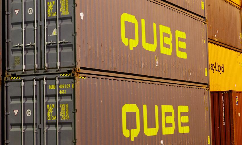 Qube downplays Moorebank deal commentary