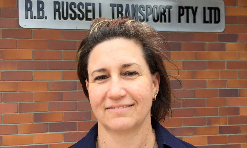 Tanya helps lead the charge towards diversity in transport