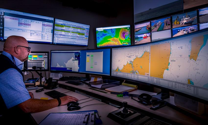 TasPorts invests in enhanced vessel traffic service