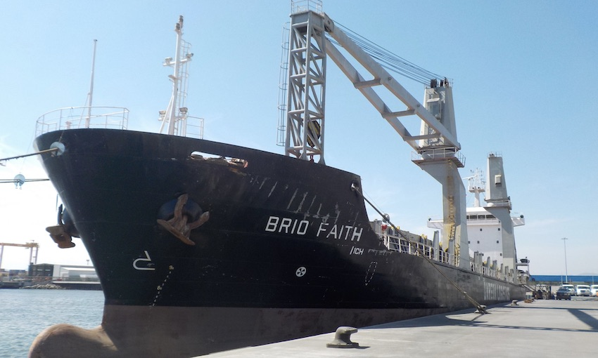 AMSA orders cargo ship to repatriate seafarers