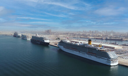 Mina Rashid bags prize for Middle East's leading cruise port