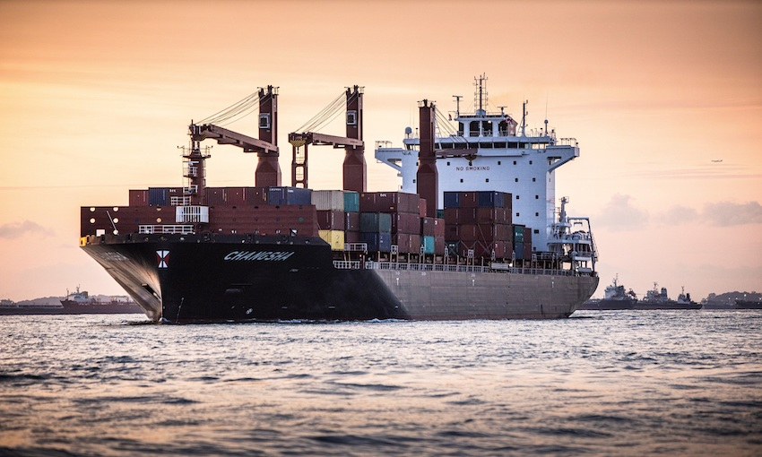 Swire joins zero-carbon shipping body