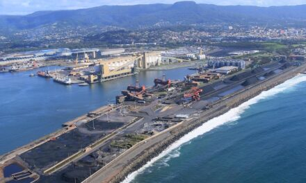 Long-term lease for gas terminal at Port Kembla