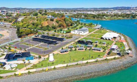 East Shores parklands wins 'best in business'