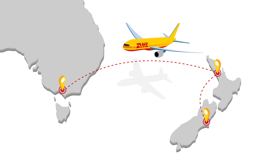 DHL Express strengthens trans-Tasman air freight capacity