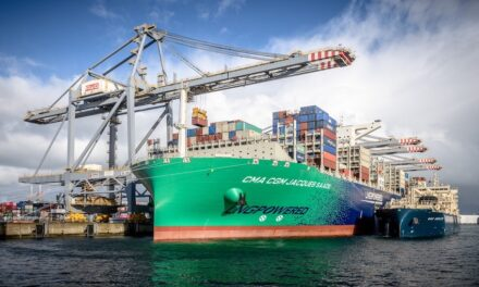 CMA CGM launches new environmental tools