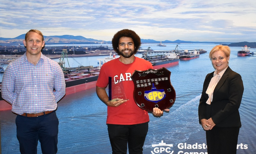 Gladstone welcomes trainees
