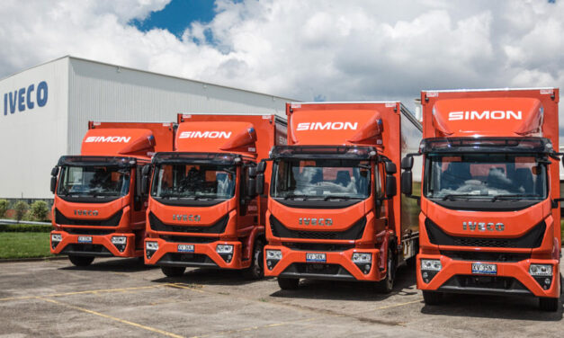 Truck investments aimed at boosting safety and green performance