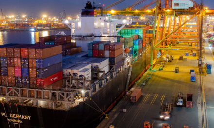 ICTSI ramps up blockchain network