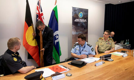 Pandemic lessons shared during gathering of Pacific security leaders
