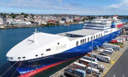 New charter arrangement for SeaRoad