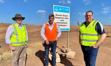 Minister talks up Emerald inland port