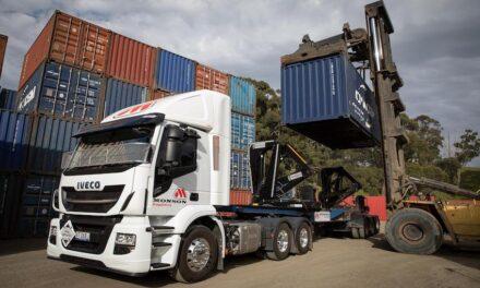 New trucks join Monson fleet