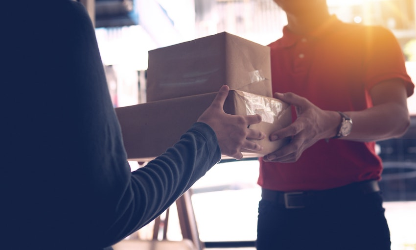 Fear of parcel theft influences method of delivery