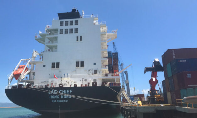 "New Swire ship a sign of ""export confidence"""