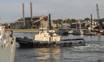"""Officers """"devastated"""" by Svitzer move"""
