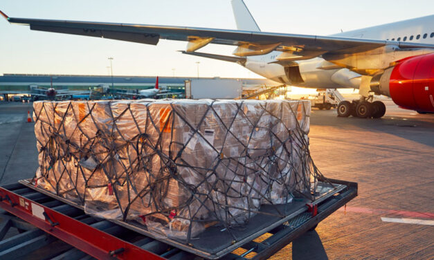 "Air cargo ""cools"" in November"