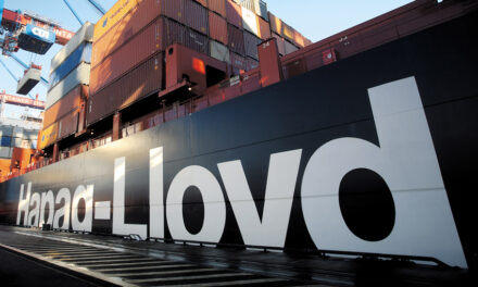 HAPAG-LLOYD ORDERS SIX MEGA-VESSELS