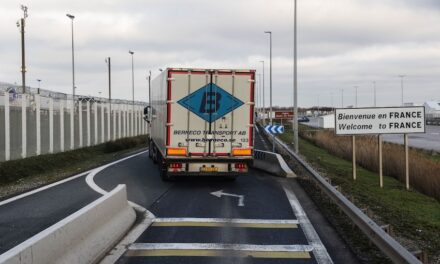 UK freight shipping costs quadruple after Brexit