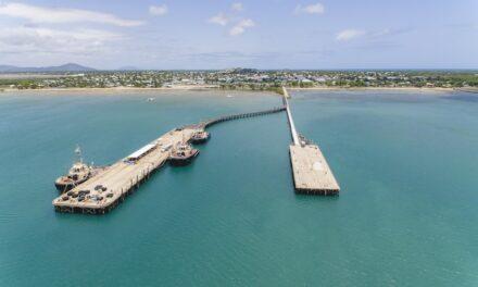 Bowen Wharf repair project awarded